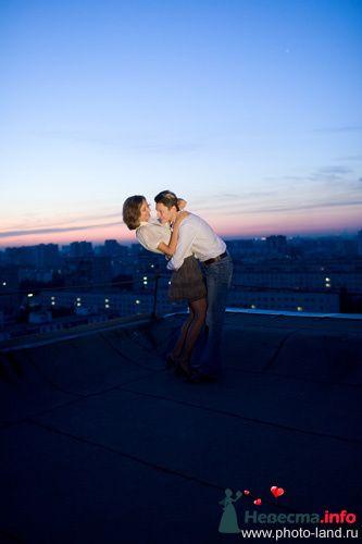 Love Story на крыше - фото 94852 Свадебные фотоистории от Андрея Егорова
