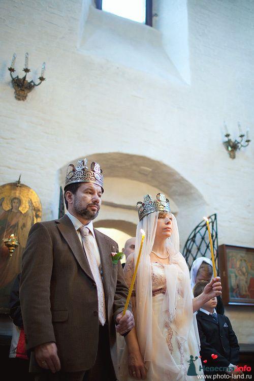 Венчание. Москва - фото 96409 Свадебные фотоистории от Андрея Егорова