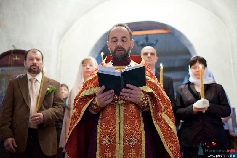Венчание. Москва  - фото 96476 Свадебные фотоистории от Андрея Егорова