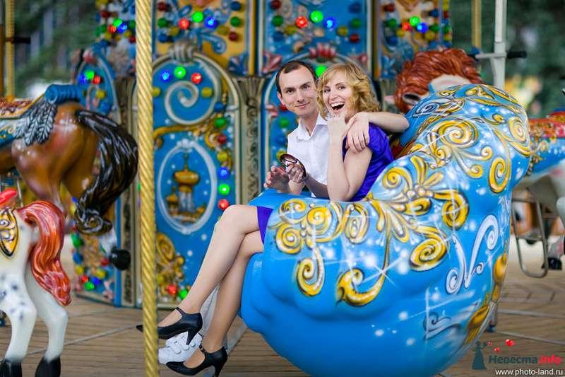 Фото 108200 в коллекции Предсвадебное Лавстори Аллы и Паши - Свадебные фотоистории от Андрея Егорова