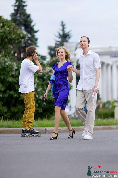 Предсвадебная Лавстори Аллы и Паши - фото 108275 Свадебные фотоистории от Андрея Егорова