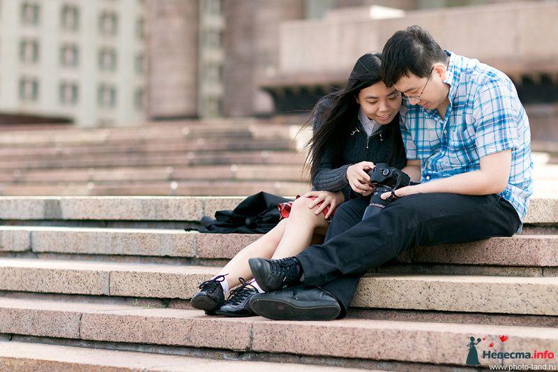 Фото 113254 в коллекции Поднебесная Love Story Ли и Фан - Свадебные фотоистории от Андрея Егорова