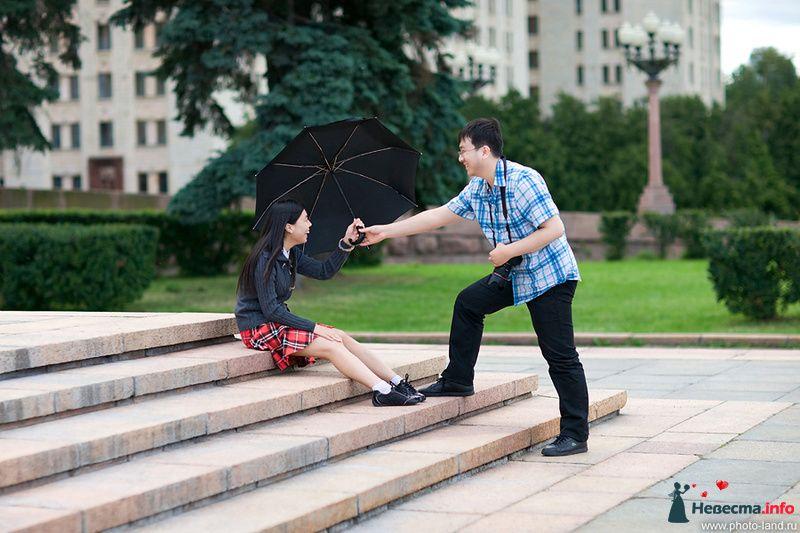 Фото 113256 в коллекции Поднебесная Love Story Ли и Фан - Свадебные фотоистории от Андрея Егорова