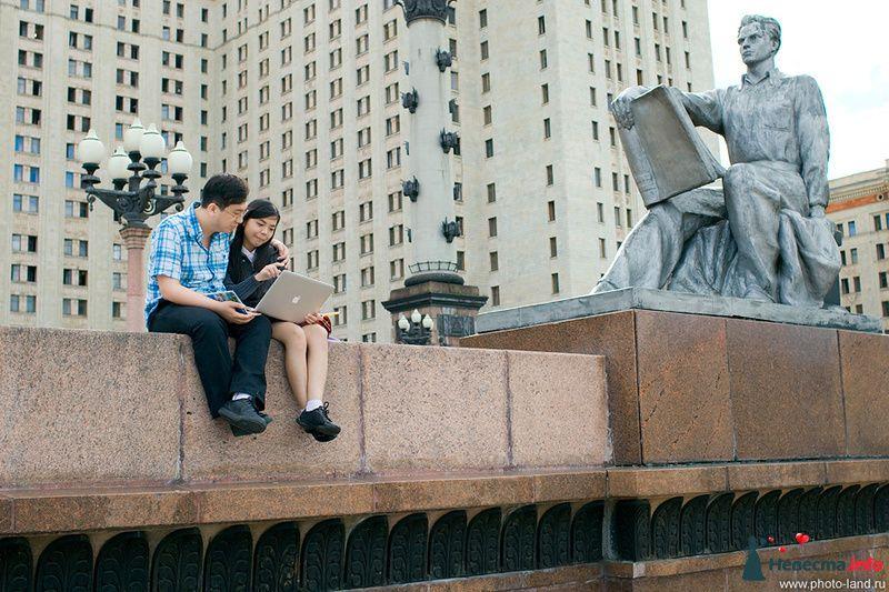Фото 113265 в коллекции Поднебесная Love Story Ли и Фан - Свадебные фотоистории от Андрея Егорова