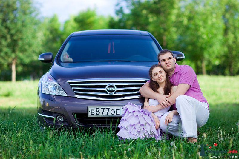 Фото 115414 в коллекции Антон и Ольга (предсвадебная лавстори) - Свадебные фотоистории от Андрея Егорова