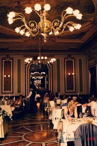 """в ресторане отеля Savoy_2 - фото 5457 Организация праздников """"Village Service"""""""