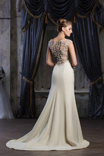 """Фото 17103516 в коллекции Свадебные платья в наличии - Салон свадебной и вечерней моды """"Barsonini"""""""