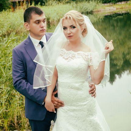 Слайд-шоу из свадебных фото