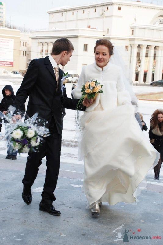Фото 70556 в коллекции Денис и Юлия 13.02.2010 - Свадебный фотограф Наталия Кудрина