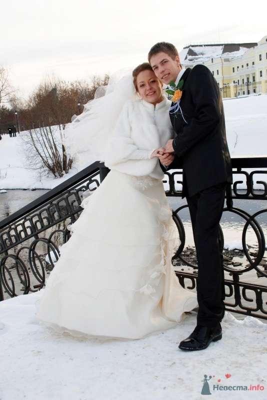 Фото 70561 в коллекции Денис и Юлия 13.02.2010 - Свадебный фотограф Наталия Кудрина