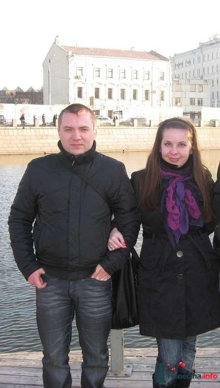 С БМ на набережной около Болотной площади (не знаю как она называется) - фото 96943 Wikiky