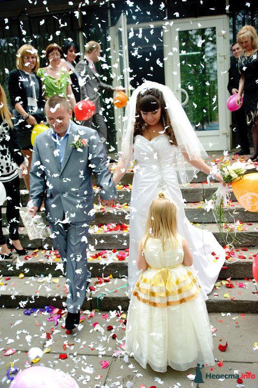 Фото 127350 в коллекции Наша свадьба' 29.05.2010