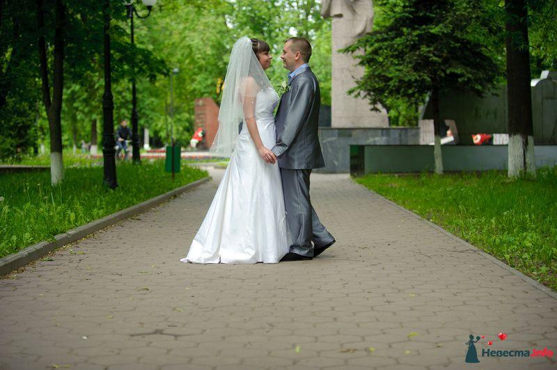 Фото 127389 в коллекции Наша свадьба' 29.05.2010