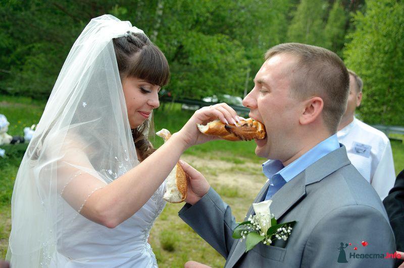Фото 127414 в коллекции Наша свадьба' 29.05.2010