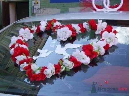 """Фото 72246 в коллекции оформление свадебных автомобилей - """"Дом праздника"""" - свадебное оформление"""