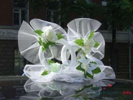 """Фото 72270 в коллекции оформление свадебных автомобилей - """"Дом праздника"""" - свадебное оформление"""