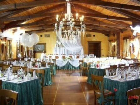 """Фото 72650 в коллекции оформление свадебных залов - """"Дом праздника"""" - свадебное оформление"""