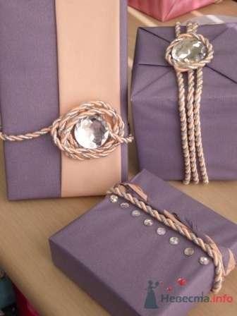 """Фото 72661 в коллекции упаковка подарков - """"Дом праздника"""" - свадебное оформление"""
