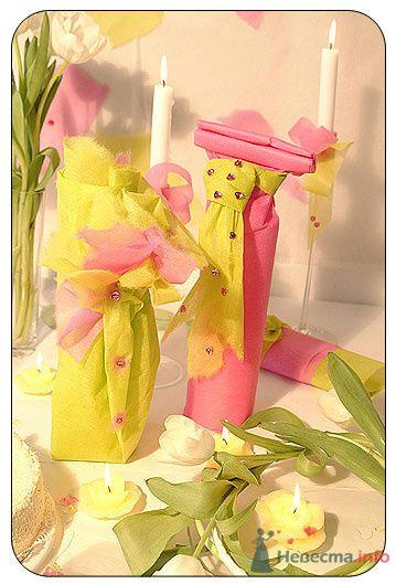 """Фото 72664 в коллекции упаковка подарков - """"Дом праздника"""" - свадебное оформление"""