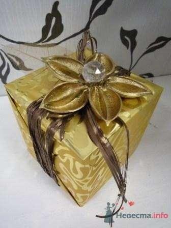 """Фото 72666 в коллекции упаковка подарков - """"Дом праздника"""" - свадебное оформление"""