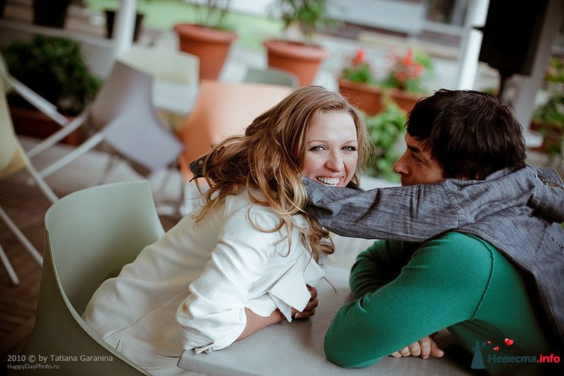 Катя и Серж. Love story. - фото 86682 Свадебный фотограф. Татьяна Гаранина