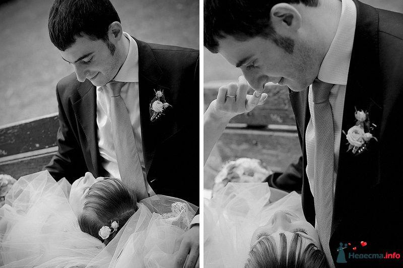 Фото 86775 в коллекции Борис и Тоня - Свадебный фотограф. Татьяна Гаранина