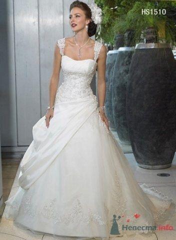 Фото 77905 в коллекции Свадебные платья