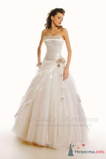 Фото 77907 в коллекции Свадебные платья - Нютка