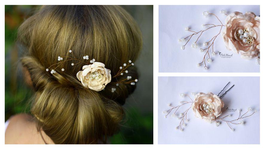 Как  украсить ободок для волос