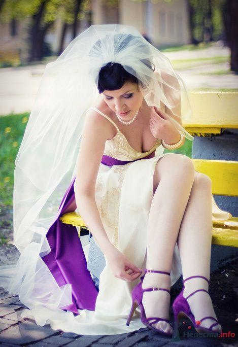 Фото 74059 в коллекции Мои свадебные работы и фотосессии - Невеста01