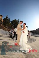 Фото 72555 в коллекции Свадьба Дмитрия и Марии. 12 сентября 2009 г., Греция, о. Родос. - Невеста01