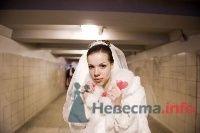 Фото 72585 в коллекции Свадьба Александра и Олеси. 25 апреля 2009 г., Подмосковье. - Невеста01