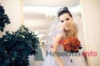 Фото 72586 в коллекции Свадьба Александра и Олеси. 25 апреля 2009 г., Подмосковье. - Невеста01
