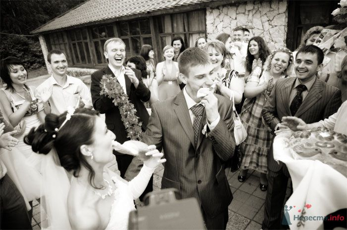 Фото 73393 в коллекции Разные свадьбы - Фотограф Сергей Ежов