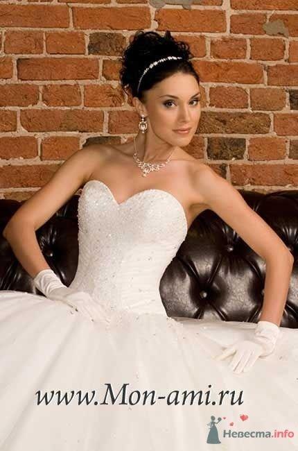 Фото 74053 в коллекции VIP салон свадебной и вечерней моды - Mon-Ami