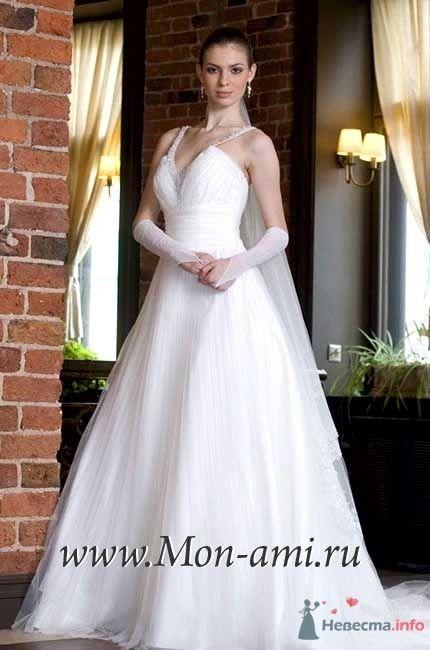 Фото 74056 в коллекции VIP салон свадебной и вечерней моды - Mon-Ami