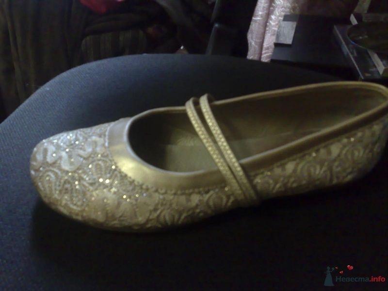 мои свадебные балетки - фото 30302 prosto veдьма