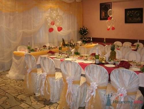 Оформление зала  - фото 5709 Невеста01
