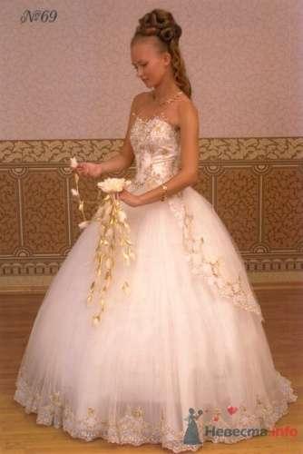 Фото 4419 в коллекции свадебные платья - Zgena-2008