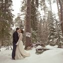 Зимой тоже можно сделать красивые фотографии вместе!