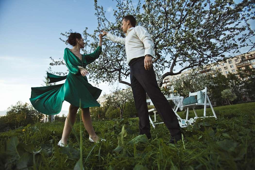 Фото 1934907 в коллекции Весенняя LoveStory в яблоневом саду - Свадебный фотограф Анна Алфёрова