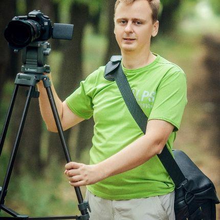 Видеосъёмка неполного дня + аэросъёмка