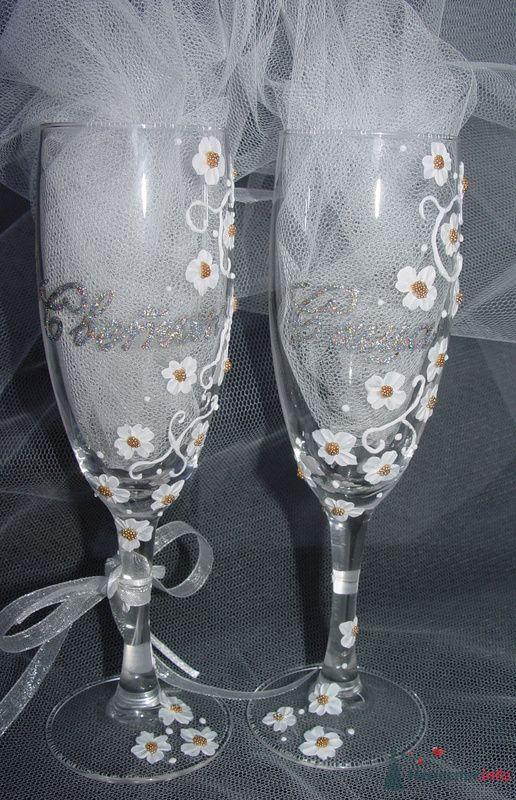 Фото 76719 в коллекции Свадебные бокалы