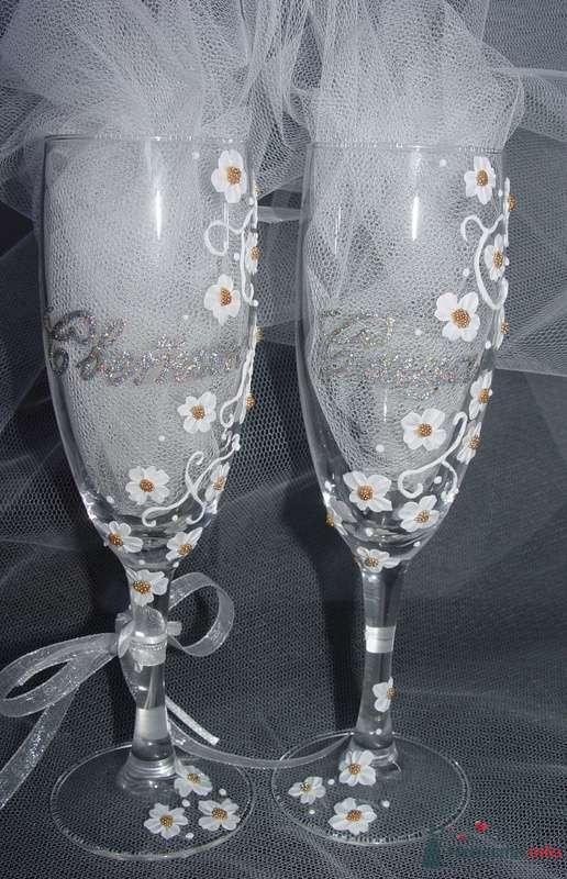 Фото 76719 в коллекции Свадебные бокалы - @нют@
