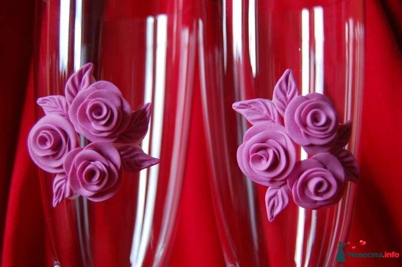Фото 90831 в коллекции Свадебные бокалы с ручной лепкой!!! - Невеста01