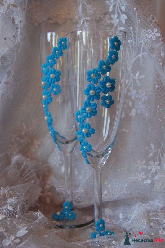 Фото 94880 в коллекции Свадебные бокальчики - Невеста01
