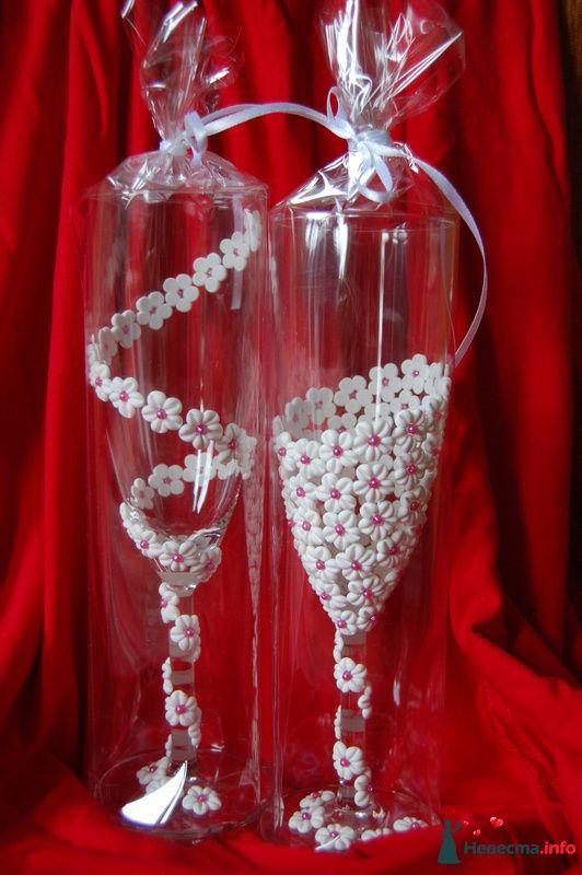 Фото 99869 в коллекции свадебные бокалы!!!!! - Невеста01