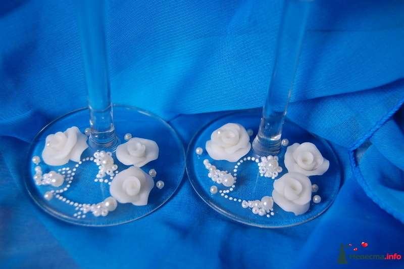 Фото 108732 в коллекции свадебные бокалы!!!!! - Невеста01
