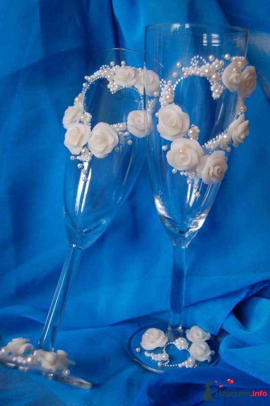 Фото 108733 в коллекции свадебные бокалы!!!!! - Невеста01