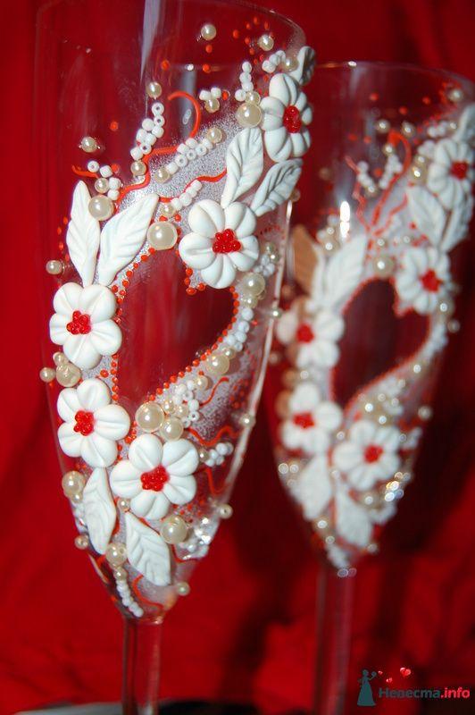 Фото 116867 в коллекции Свадебные бокалы!! - Невеста01